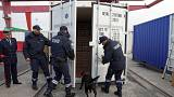 France : saisies record de stupéfiants en 2017