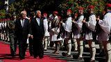 Marcelo Rebelo de Sousa garante apoio de Portugal à Grécia