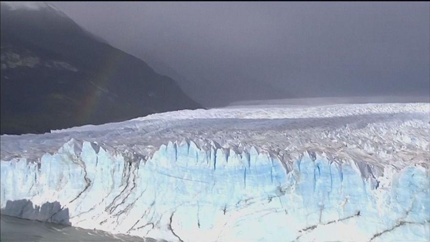 Argentine : effondrement spectaculaire du Perito Moreno