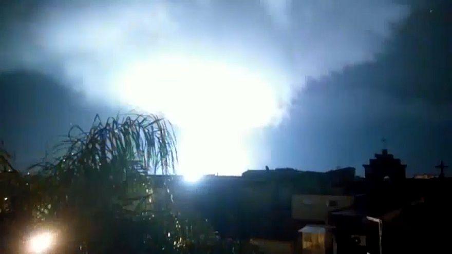 Tornado em Itália
