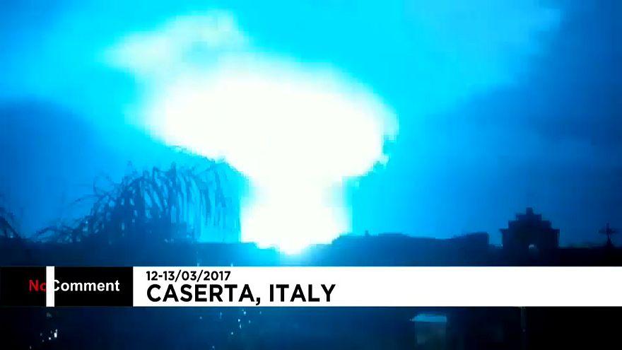 Tornado Italy