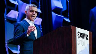 London mayor shares racist hate mail in viral video