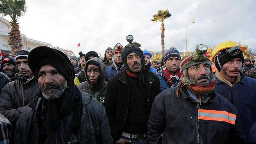 الداخلية المغربية تقول إنها ستتعامل بحزم مع مظاهرات جرادة