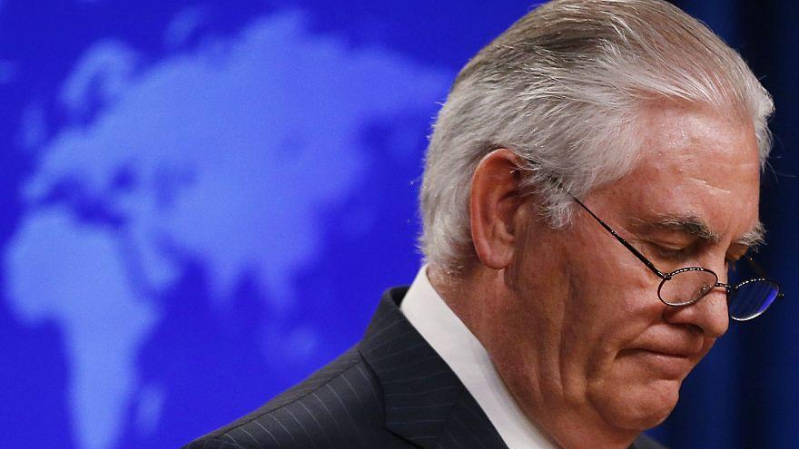 Trump limoge le chef de la diplomatie Rex Tillerson