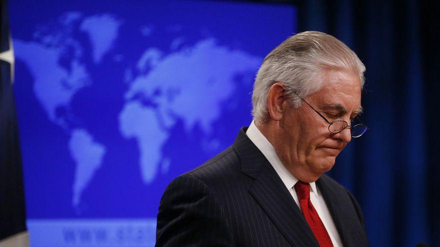 Trump leváltotta külügyminiszterét