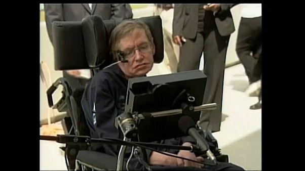 Astrophysiker Stephen Hawking  (†76) gestorben
