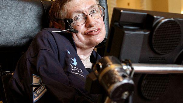 Muere el astrofísico británico Stephen Hawking
