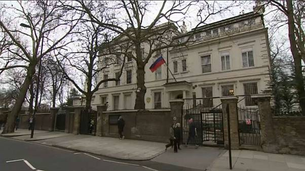 Theresa May says 23 Russian diplomats to be expelled over poison case