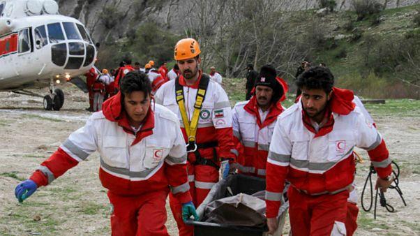 تحویل ۱۰ جسد از کشتهشدگان سقوط هواپیمای ترکیه