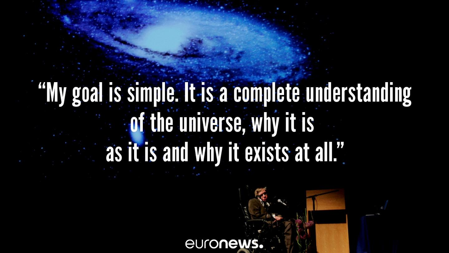Stephen Hawking Best Quotes From A Man Dedicated To Science