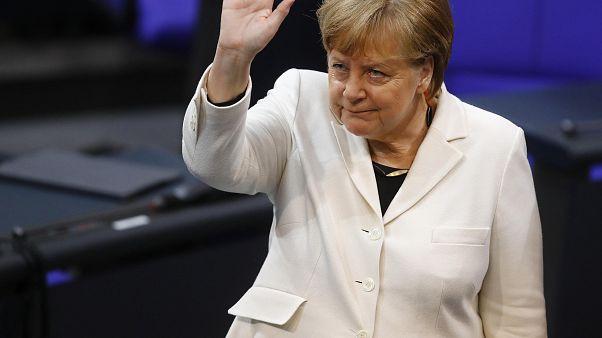 Για τέταρτη θητεία επανεξελέγη Καγκελάριος η Άνγκελα Μέρκελ