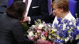 Allemagne : Merkel élue chancelière pour un 4e mandat