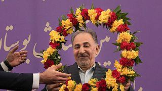 مراسم کاشت کاشت درخت امید و گشایش بوستان نفس توسط شهردار تهران