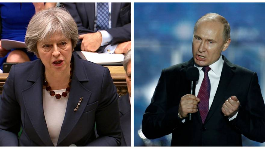 العلاقات البريطانية-الروسية إلى أين؟