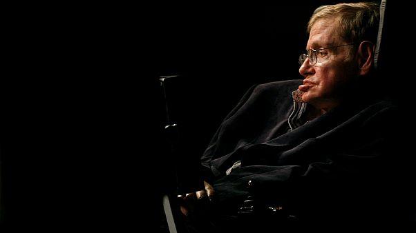 Stephen Hawking Suriye'deki iç savaş için ne dedi?