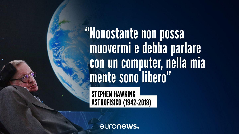 Stephen Hawking Le Migliori Citazioni Della Stella Del Firmamento