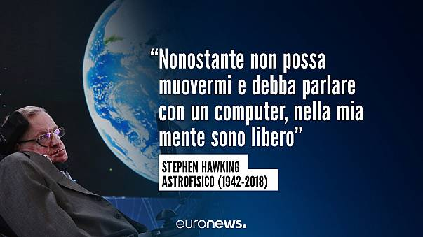 Stephen Hawking, le migliori citazioni della stella del firmamento scientifico