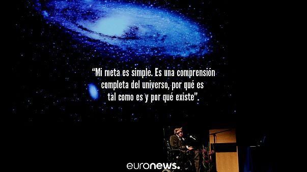 Stephen Hawking: Las mejores citas de un hombre dedicado a la ciencia