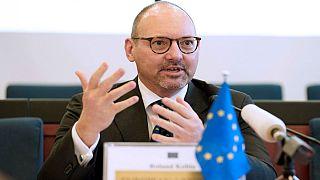 Roland Kobia, the EU Special Envoy for Afghanistan