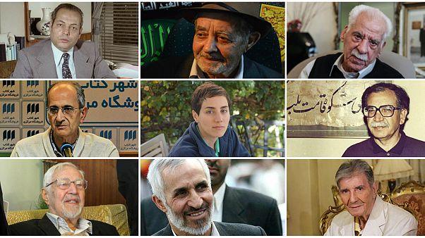 درگذشتگان ایرانی سال ۱۳۹۶