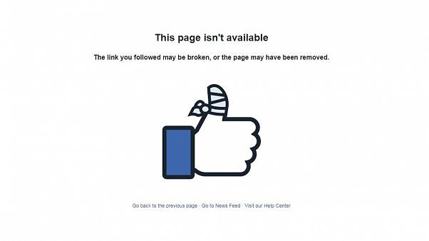 Far-right group Britain First banned from Facebook
