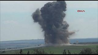 Turcos preparam assalto final a Afrin
