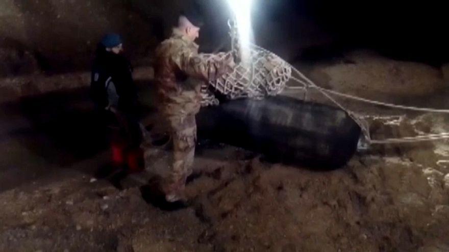 Italie : évacuation après la découverte d'un obus