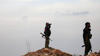 Syrien: Türkische Armee will Afrin bis zum Abend einkesseln
