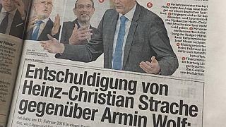 Austria, accusò TV di Stato di mentire: vice-cancelliere dovrà scusarsi per 10 giorni su Facebook