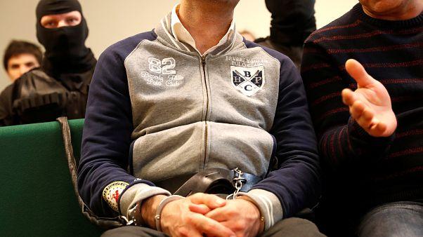 أحمد حامد لاجئ سوري قبرصي في محكمة بالمجر