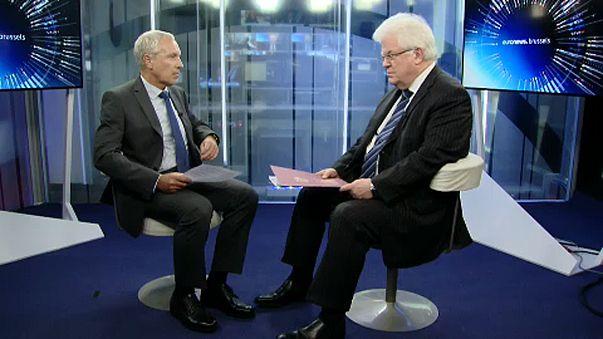 Avvelenamento dell'ex spia Russa: intervista con l'ambasciatore Vladimir Chizhov.