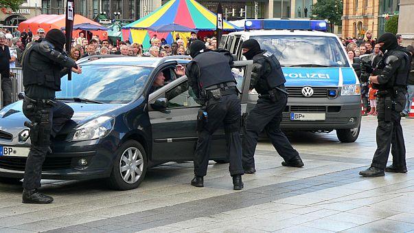 """الشرطة الألمانية تداهم مقرات نادي """"العثمانيون"""" للملاكمة"""