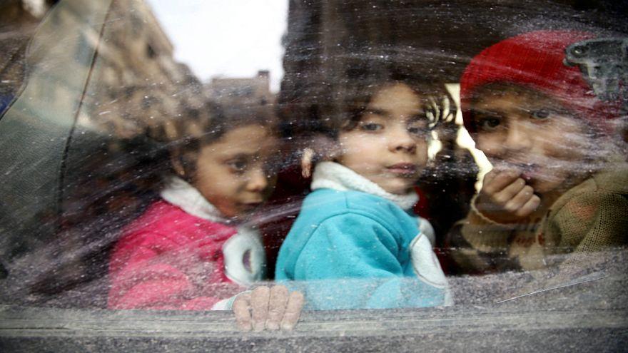 Siete años de guerra, muerte y éxodo en Siria