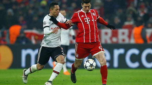 Beşiktaş Bayern Münih'i yenen ilk Türk takımı olmak istiyor
