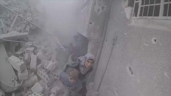 كفر بطنية في الغوطة الشرقية