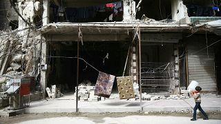 بمباران بیپایان غوطه شرقی
