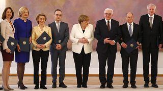 Γερμανία: Ανέλαβε καθήκοντα η νέα κυβέρνηση