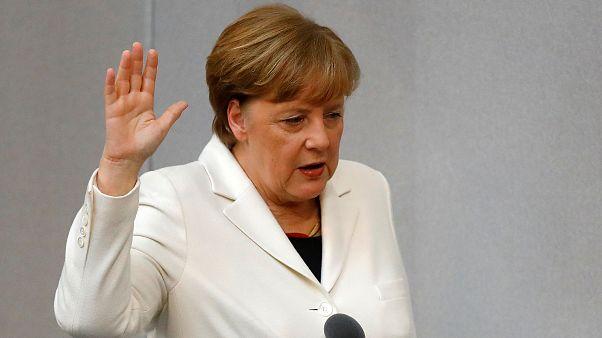 Alemania presenta su nuevo gobierno