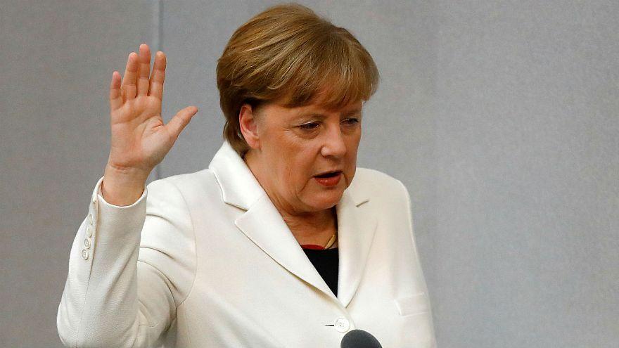 Merkel, chancelière chancelante