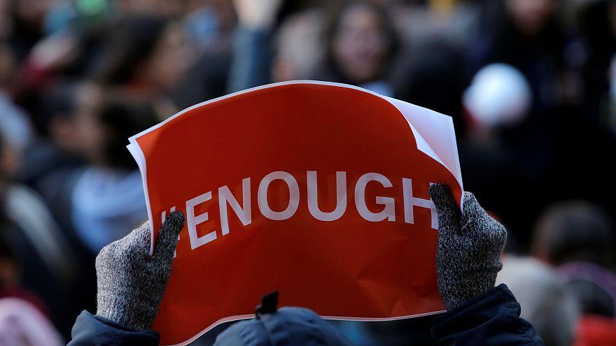 Usa, i giovani ne hanno abbastanza delle armi