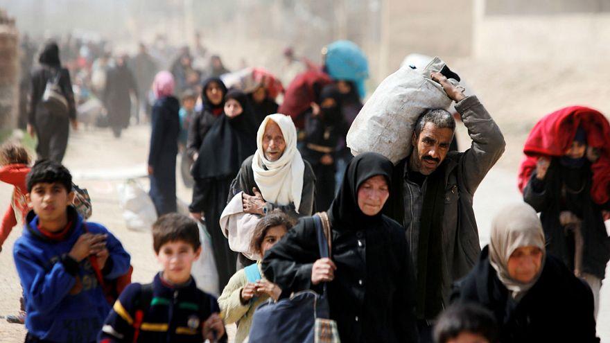 Syrie : sept ans de mort et d'exil