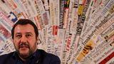 """Salvini: """"Mai governo con gli sconfitti"""""""