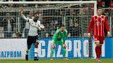Beşiktaş Şampiyonlar Ligi'ne veda etti 1-3