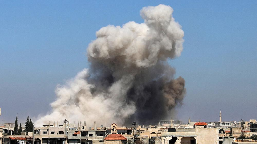سوريا: سبع سنوات وتستمر المأساة   Euronews