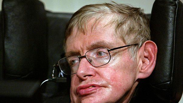 Hawkings Arbeit schaffte komplettes Werk für alle anderen