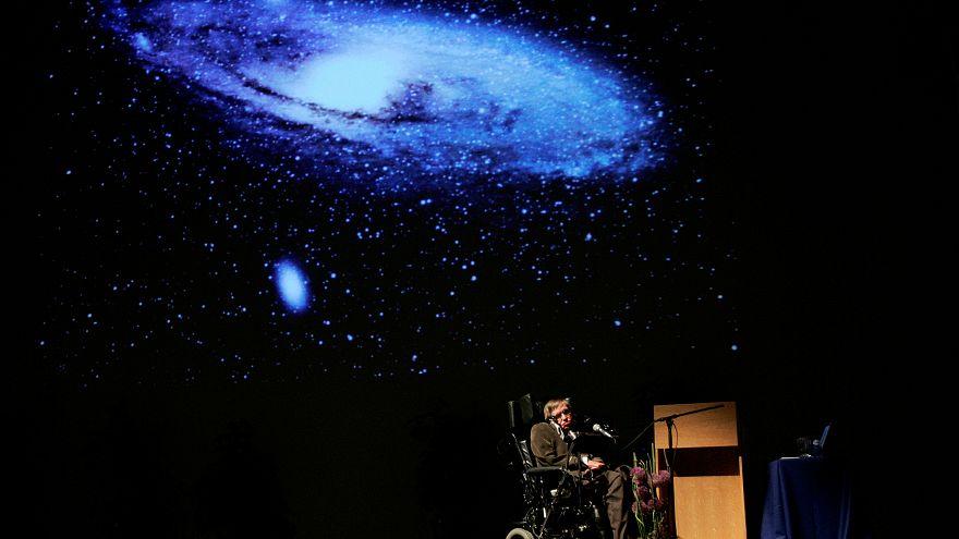 Agência Espacial Europeia reage à morte de Stephen Hawking