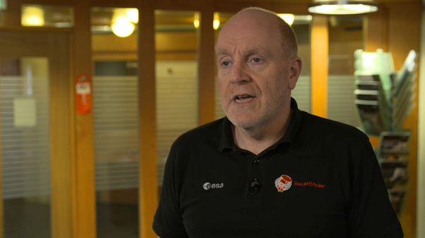 Mark McCaughrean, Asesor Senior de Ciencia y Exploración de la ESA