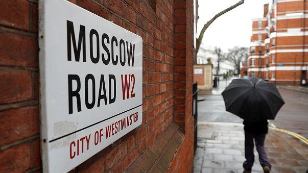 """Moscou dénonce une """"provocation grossière"""" de Londres"""