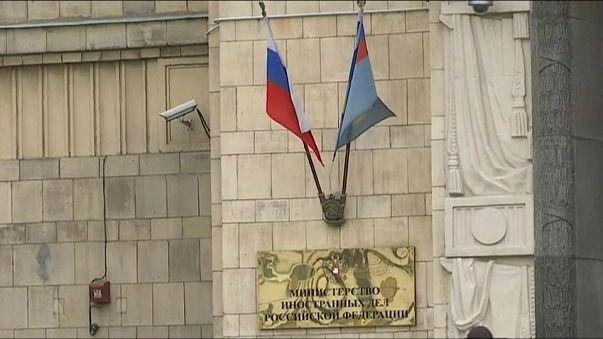 """Moscú tilda de """"provocación"""" la expulsión de 23 diplomáticos del Reino Unido"""