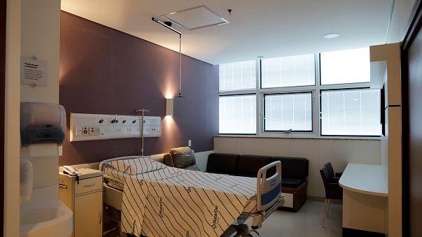 غرفة في مستشفى